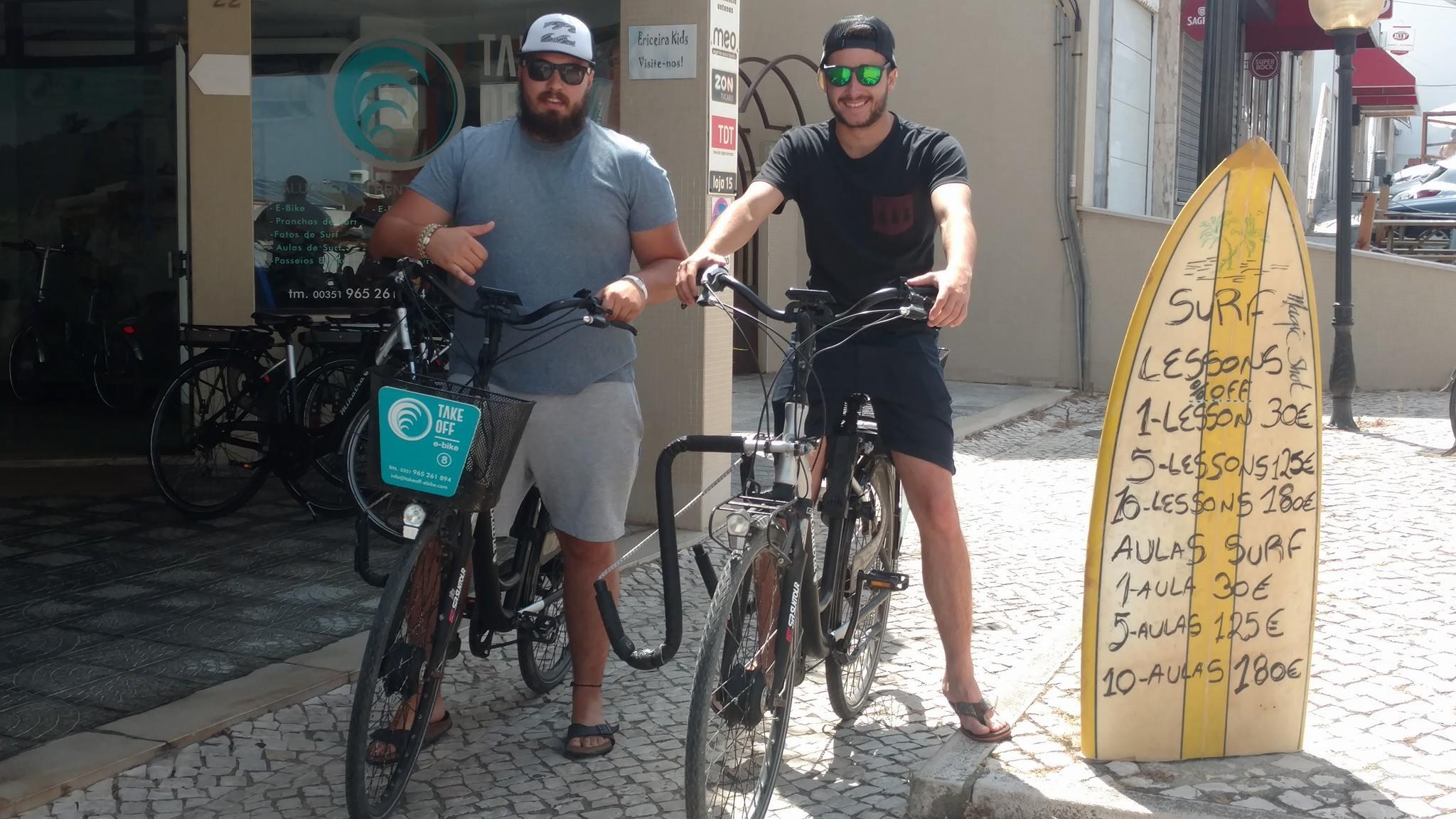 MOMENTOS TAKE OFF e-bike